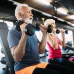 Starke Muskeln verlängern das Leben