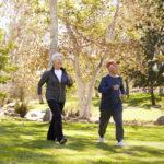 Studie: Wer schneller geht, ist jünger
