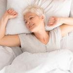 Gut schlafen im Alter